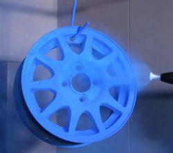Fabrik-erhältlicher trockener Puder-Beschichtung-Aluminiumlack