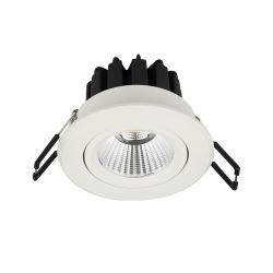 上の引込められた7W 9W 12W LEDの穂軸Downlight