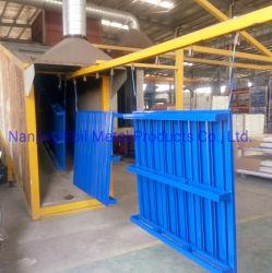 Hot-Sale plegable para trabajo pesado de palets de acero galvanizado de palets de plástico y palets de madera