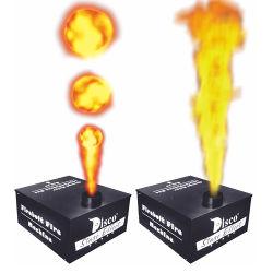 При отклонении от нормы рождественские украшения этапе DMX пожарной СИСТЕМЫ ПИТАНИЯ СЖИЖЕННЫМ ГАЗОМ проектор Firebolt машины регулируемый жиклер пламени эффект опрыскивания оборудования