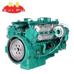 Nueva condición de 4 tiempos refrigerado por agua Multi-Cylinder los motores Diesel con arranque eléctrico para grupo electrógeno