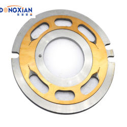 Kato K3V112dt Exkavator-Ventil-Platte für Hydraulikpumpe-Ersatzteile