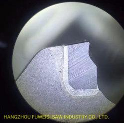 BOSS CUT> Sandvick Carbide Cermet Tip이 있는 원형 톱 블레이드