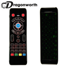 手は便利で、快適なT16人間工学的の無線キーボードマウス一定の遠隔キーボードに感じる