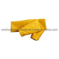 160X6000 P84 Poliimida Nonwoven Feltro de agulha saco de filtro de mangas para tratamento de cimento