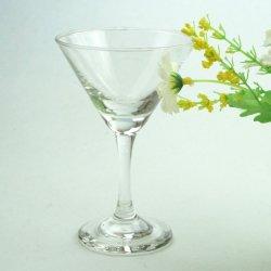 Hot vendre des services de verres en verre de Martini de vin rouge verre à cocktail