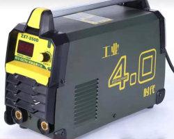 강력한 중국은 IGBT 변환장치 아크 용접 기계 MMA 250ds를 공장 공급한다