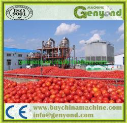 La pâte de tomate automatique complet de l'équipement