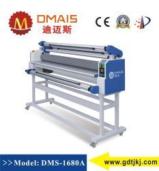 Laminatore caldo e freddo di formato largo di DMS-1680A 1600mm con la taglierina