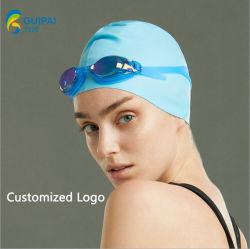 Pas zwemmen het Silicone die van het Embleem van de Druk van GLB GLB zwemmen aan