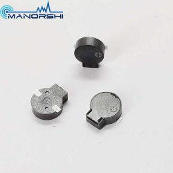 9 * 3.2mm SMD Tonsignal 3V 85dB Wechselstrom-Tonsignal mit seitlichem fehlerfreiem Loch