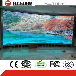 Van het LEIDENE van de Huur van de Vertoning van de hoge Resolutie leiden de Binnen & Openlucht Beschikbare VideoMuur Scherm van de Vertoning