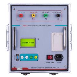 5A/400V résistivité du sol Testeur de résistance de la Terre pour la masse Grille (HTDW-5A)