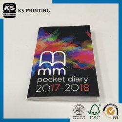 Libro Pocket su ordinazione del calendario della latteria con stampa di Softback