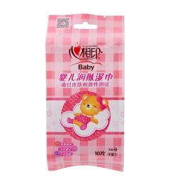 Nettoyage de la peau ultra-doux bébé Bébé organiques naturels essuyer