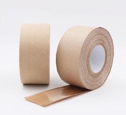 Auto-adhésif haute viscosité renforcés de papier Kraft recyclé rapportés par collage Bande d'emballage
