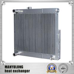 Alette in alluminio MOL-12 ODM/OEM per raffreddamento scambiatore di calore per macchine ingegneristiche Sistema