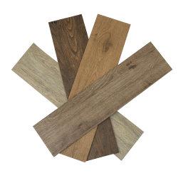 De houten Ceramiektegel van het Porselein van de Plank voor het Bouwmateriaal van de Muur van de Vloer