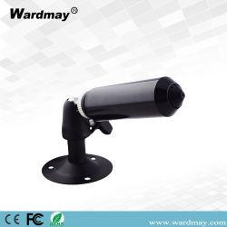 De Mini Kleine Zwarte Camera van kabeltelevisie van Ahd van de Kogel van de Speldeprik HD 1.3/2MP