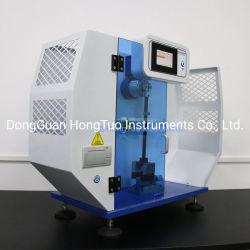Digitale Plastic het Testen van de Schokweerstand van de Slinger Izod & Charp Apparatuur/Machine/Apparaten/Methode
