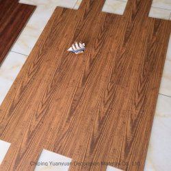 Art Design 8.3mm Engineered Wood Flooring HDF Unilin Cliquez sur classe31 surface cristalline planchers/sols laminés