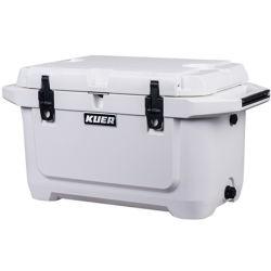 O Yeti caixa do resfriador Rotomolded Caixa de gelo para a pesca Camping 45O QT