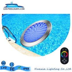 Huaxia超薄い8mmの35watt水中プールライトHx-Pl280-316ss