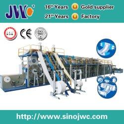 Italia fabricante de máquinas de Pañal de adulto XXL en China