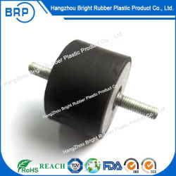 NBR personalizado casquillo de goma de caucho amortiguador trasero aislantes