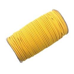 Usine d'alimentation de la corde élastique pour vêtements de protection environnementale