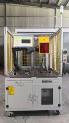 Jpt Raycus 20W 30W 50W 60W 80W 100W CNC 섬유 레이저 각인 기계, 비표준, 배기 파이프 마킹, 원형 파이프 금속 및 비금속 마킹용