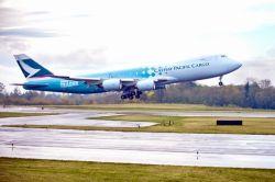 خدمة الشحن الجوي من شينزين جوانجزو هونغكونج إلى فيلا / فانواتو