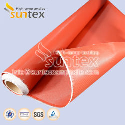 Revestido de silicone macio de fibra de vidro para a prova de fogo à prova de saco Cofre Caixa de armazenamento à prova de bolsa de documentação
