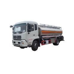 Fabricante Venta 4X2 12cbm Gasolina / Diesel / Camión Cisterna de Aceite con Buen Precio