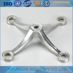 201 304 316 montaggi del ragno dell'acciaio inossidabile/montaggio di vetro/del montaggio parete divisoria