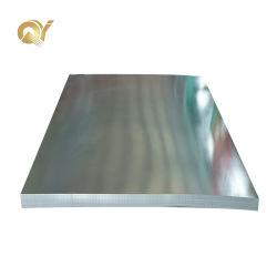 핫 DIP Dx51d 금속 아연 275/60g 10mm 두께 Z150 Z120 Z80 Gi 아연 사전 도색된 갈바니화/골판/PPGL/PPGI 컬러 강 지붕을 덮는 건축 자재용 플레이트
