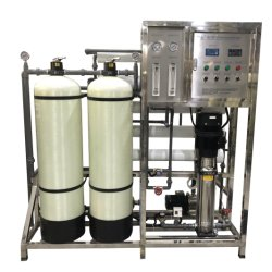 1000lph 병 마시기를 위한 산업 급수 여과기 역삼투 시추공 물 처리 기계장치