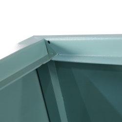 Bedieningspaneel fabrikant aangepaste laser snijplaat metalen doos