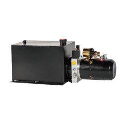 自動ダンプトラック用油圧パワーユニット、シングルアクション