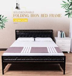 Base semplice del metallo della base di piattaforma del ferro saldato della mobilia di uso dell'hotel di alta qualità singola