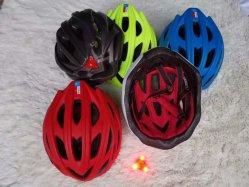 Различных конструкций от взрослых и детей на велосипеде Cpsc шлем с мигает светодиодный индикатор
