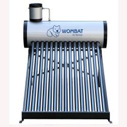 낮은 가압식 주택 패밀리 온수 사용 통합형 태양열 물 히터