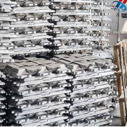 Puro de alta pureza estándar del lingote de aleación de aluminio de fundición 99.7%-99.9% para el mejor precio