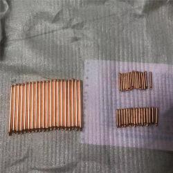 Тепловой трубы трубопровод системы охлаждения процессора тепловыделение графических трубки радиатора под руководством теплопроводности трубы DIY латунь