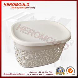 Cestino di plastica di plastica dello stampaggio ad iniezione con la muffa di plastica Heromould del cestino di memoria della muffa di disegno di 26 lettere