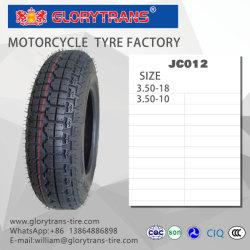 ISO9001 Band van de Motorfiets van China de Hoogste met Uitstekende kwaliteit 3.50-10, 80/9010, 90/9010, 100/9010, 110/9010, 120/7010, 130/6010, 130/9010, Band