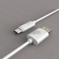 2.0 C USB для зарядки USB-кабель для Samsung S8/S9/примечание 1 и других USB-устройств, двойной цвет с литыми, максимальный ток 3 А