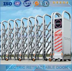스테인리스 전기 철회 가능한 문 또는 접히는 문 또는 미끄러지기 문 또는 전기 망원경 문 (YJSS-20)