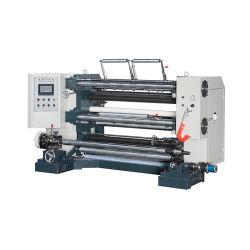 ماكينة حصى الورق التي يتم التحكم فيها بواسطة PLC عالية السرعة في 200 متر/دقيقة