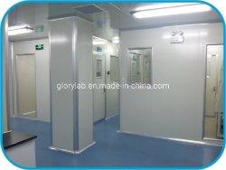 Projet de salle blanche fait sur mesure avec les BPF/ISO14644 Standard (JH-CR001)